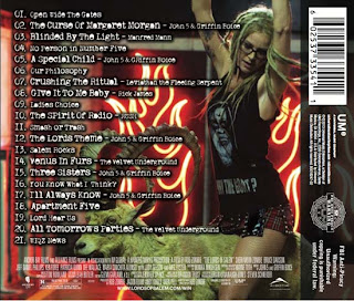 The Lords of Salem Lied - The Lords of Salem Musik - The Lords of Salem Soundtrack - The Lords of Salem Filmmusik