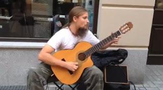 El mejor solo de guitarra que he visto