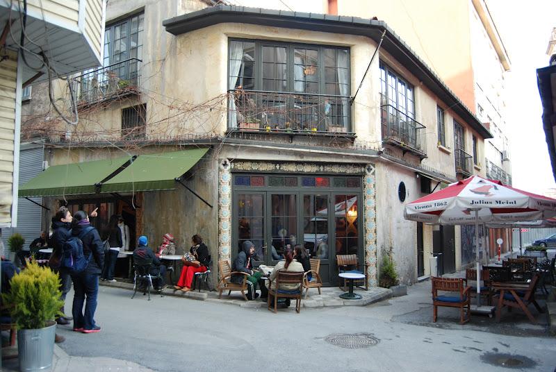 karabatak cafe karaköy