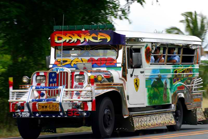 the art of jeepney riding the For those who have not experienced riding in a filipino jeepney,  excellent advice art and i would just toss in to learn as.