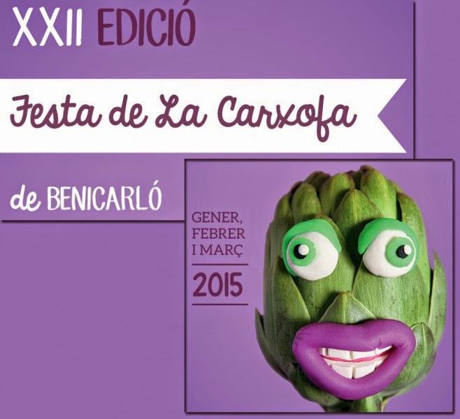 XXII Edicion Fiesta Alcachofa Benicarlo