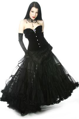 gaya gothic
