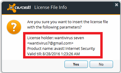 avast premier 2018 license key crack