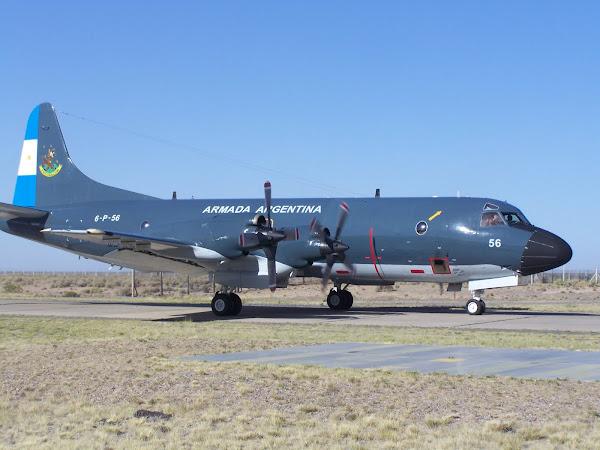 Primer motor de P-3B recorrido por FADeA