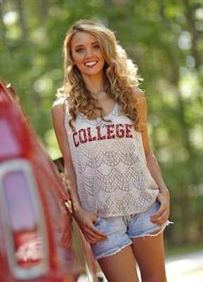 College Tank