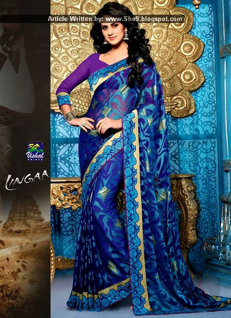 Silk Indian Sarees Collection