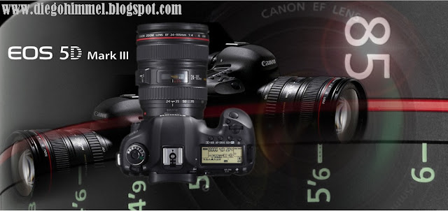 Camera Canon Full frame