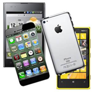 Best Hottest Smartphones 2012