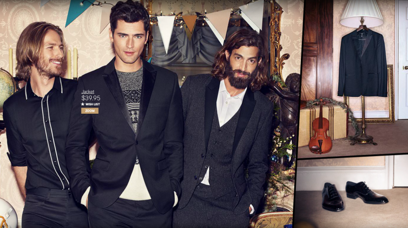 H&M Holiday 2013