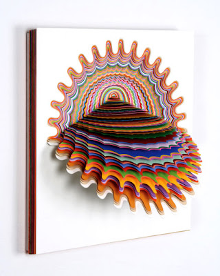 Wonderful Examples of Paper Art Seen On www.coolpicturegallery.us