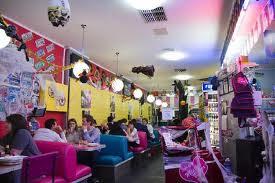 Misty's Diner, High Street, Prahran