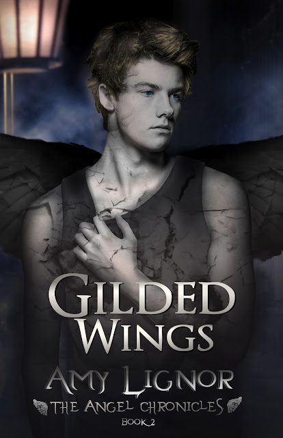{Cover Reveal} Gilded Wings by Amy Lignor