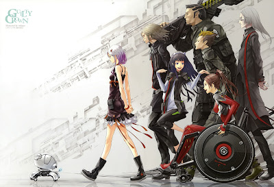guilty crown reviews