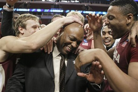 Coach Made To The Sweet 16
