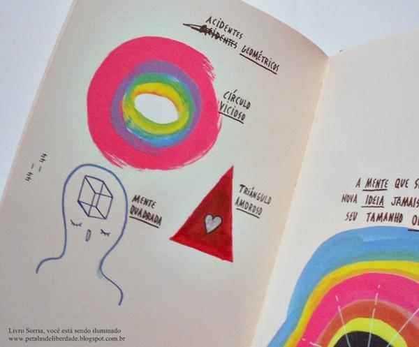 Resenha, livro, Sorria, você está sendo iluminado!, Felipe Guga, Galera Record, ilustrações, instagram, ofelipeguga, comprar, opinião, foto