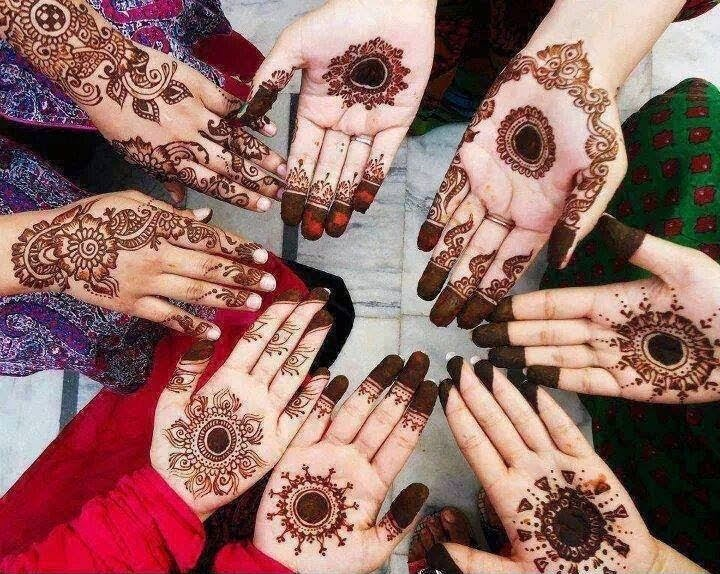Mehndi Designs For Hand  HD WALLPAPERS