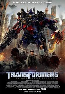 Transformers 3: El lado oscuro de la luna - online 2011 - Acción, Aventura, Ciencia ficción