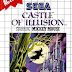 Mi Mickey Mouse in Castle of Illusion de Master System, llegado desde Inglaterra