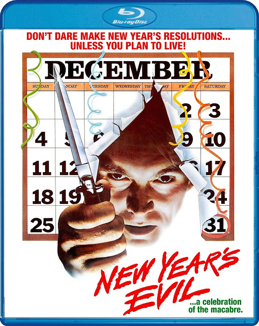 New Year's Evil Blu-ray Scream Factory