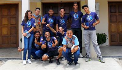 JM Salvador Lyra realizam missão sobre a CF2013