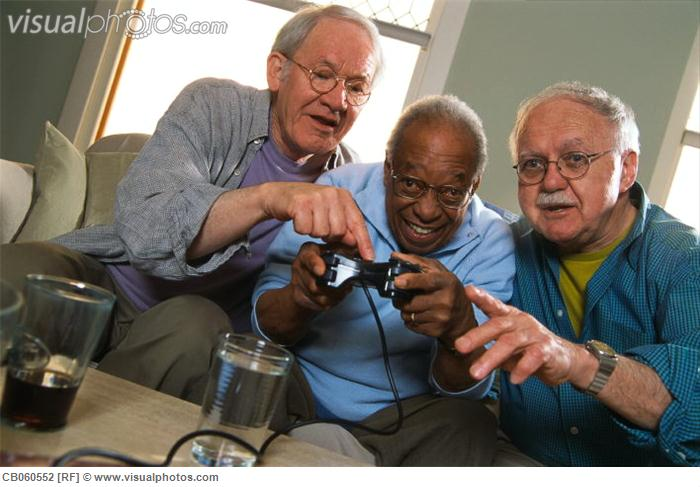 how to play old man game