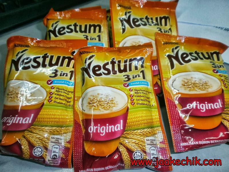 nestum nestsle, popia nestum, tips gemuk, tips tambah berat badan, tips, tips untuk gemuk, petua untuk gemuk, weight gain,