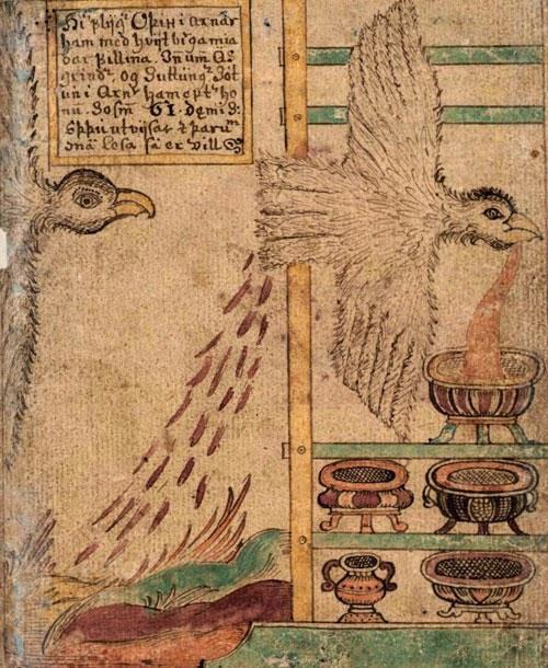 Odin mencuri madu, mitologi Nordik