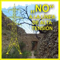 Plataforma Contra la línea de alta tensión en el termino de Níjar