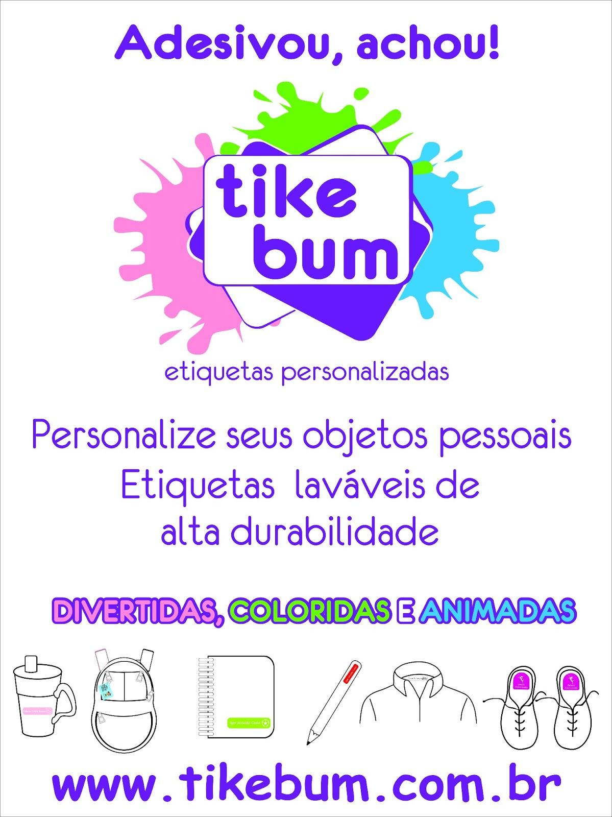banner Tikebum Etiqueta Personalizada parceira blog Mamãe de Salto ==> imagem reprodução