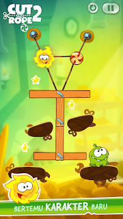 Cheat Cut the Rope 2 Apk for Android