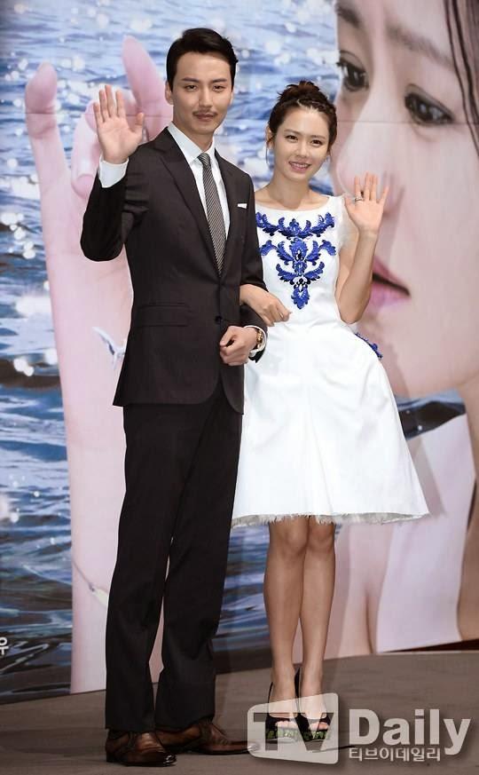 Kim Nam Gil Ve Son Ye Jin Sevgili Mi? /// 29 Ekim 2013