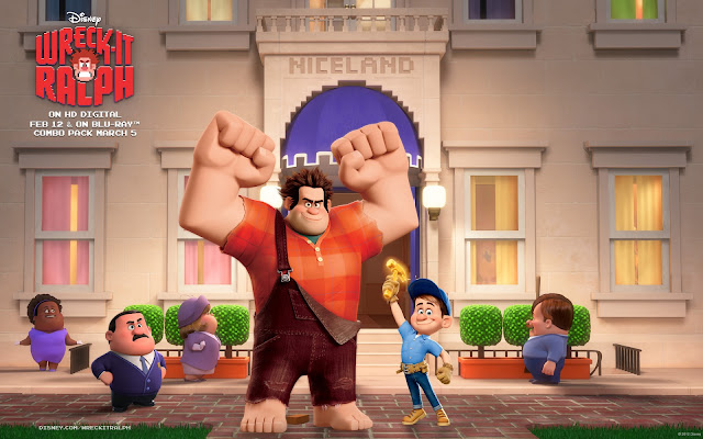 Fix-It Felix, Jr. - Wreck-It Ralph