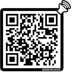 QR CODE- CAPTURE WITH YOUR i-PHONE