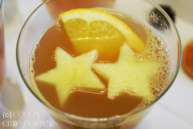 Christmas Punch (no Alcohol)