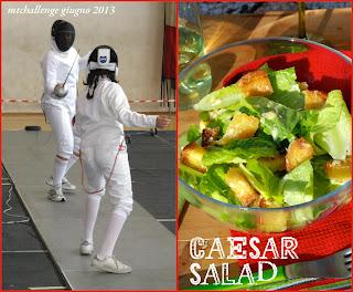 insalata dannunziana