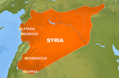 la proxima guerra zona exclusion aerea mapa siria