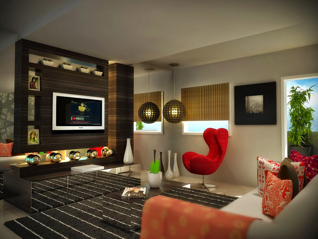 Interior Designs For Living Rooms