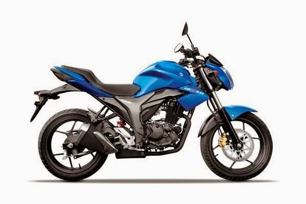 Suzuki Gixxer 155cc