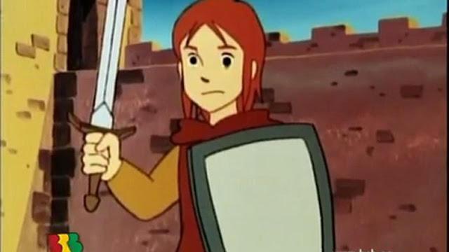 ... do Ruy, o pequeno Cid