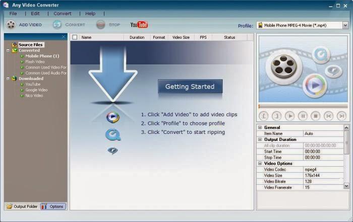 Any Video Converter Professional Logo