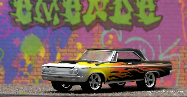 greenlight dodge coronet