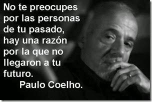 Imágenes con frases celebres de Paulo Coelho
