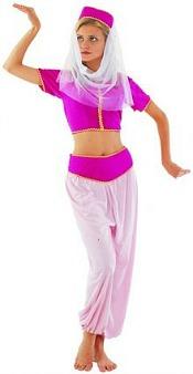 Arabian Princess Costume