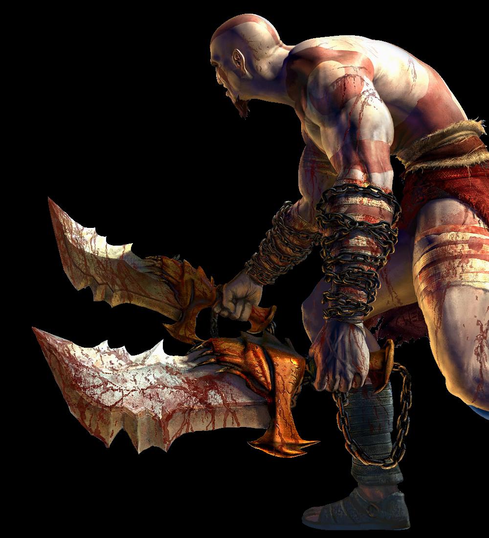 God Of War 3 Blades Of Exile SkuLL Designers: Rende...