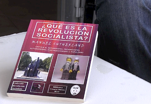 QUE ES LA  REVOLUCION  SOCIALISTA