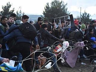 Υπάρχει κράτος; Σκοπιανοί αστυνομικοί εισέβαλαν σε ελληνικό έδαφος!