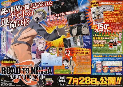 Scan Terbaru Naruto Road to Ninja 2