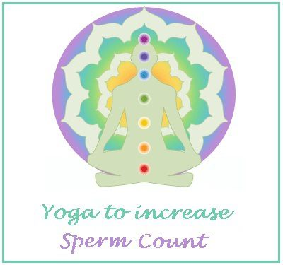 Yoga to Increase Sperm Count without any cost at home
