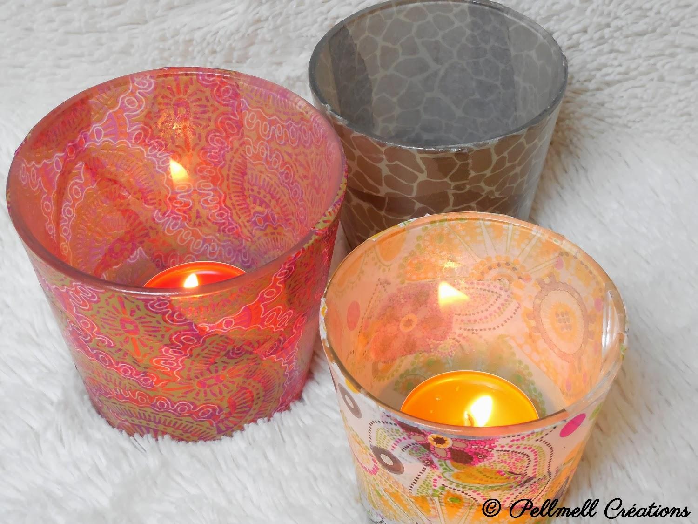 pellmell cr ations nettoyer et customiser ses bougies. Black Bedroom Furniture Sets. Home Design Ideas