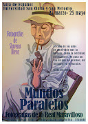 La exposición recoge imágenes de Argentina, Chile, Uruguay, Ecuador y otros . cartel expo slavena san cirilo san metodio